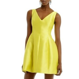 Kate Spade Jolt of Citron Dress NWOT Size 2